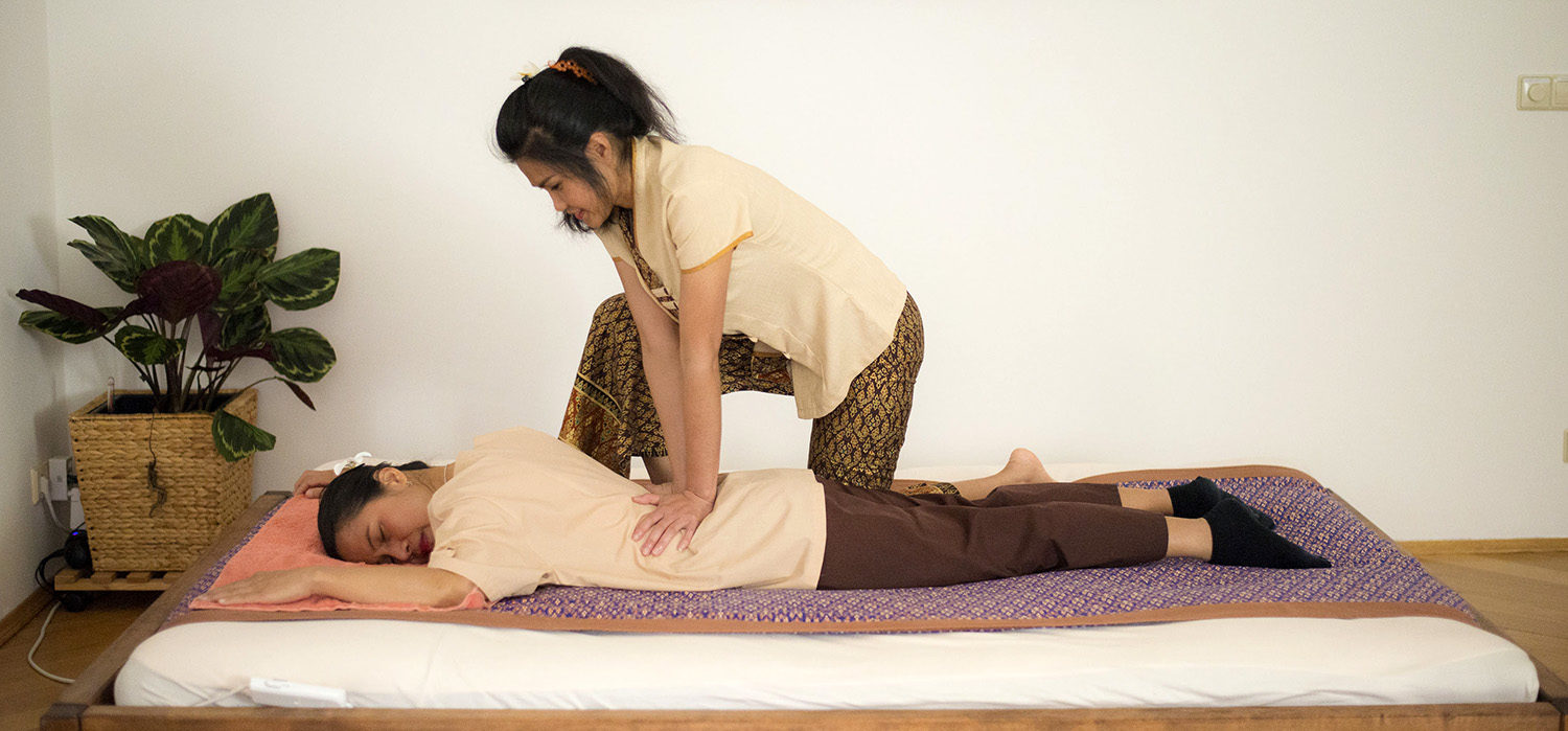 Leipzig thai massage
